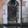 Door On The River by Francesco Scali