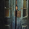 Door Peeking by Carlos Caetano