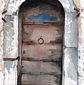 Door Series - Door 3 - Sarajero by Judith Rice