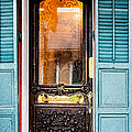 Door To Hotel Maison De Ville  by Christopher Holmes