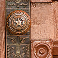 Door To Texas State Capital by David and Carol Kelly