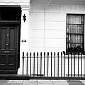 Door Window And Fence by Jagdish Agarwal