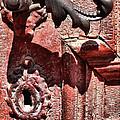 Doorknob Vintage Mechanism by Daliana Pacuraru