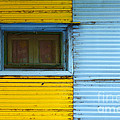 Doors And Windows Buenos Aires 15 by Bob Christopher