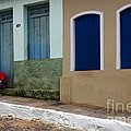 Doors And Windows Lencois Brazil 3 by Bob Christopher