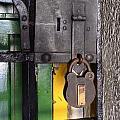 Doors And Windows Minas Gerais State Brazil 12 by Bob Christopher