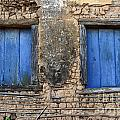 Doors And Windows Minas Gerais State Brazil 1 by Bob Christopher