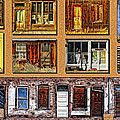 Doors And Windows by Priscilla Burgers