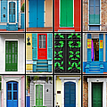 Doors New Orleans by Christine Till