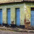 Doors Of Alcantara Brazil 4 by Bob Christopher