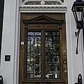 Doors Of Amsterdam 01 by Teresa Mucha
