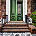 Doors Of Historic Charleston by Dale Powell
