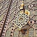 Doors Of The Hassan Mosque In Rabat by Karol Kozlowski