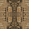 Doors Of Zanzibar Allspice by Judi Suni Hall
