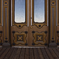 Doors To The Old West by Margie Hurwich