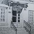 Doorway by Mary Ellen Mueller Legault