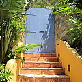 Doorway To Paradise by Fiona Kennard