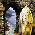 Doorway To The Sea by Vicki Lea Eggen