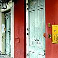 Doorways by Erich  Faggart