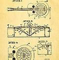 Dopyera Dobro Guitar Patent Art 1933 by Ian Monk