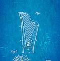 Dopyera Harp Patent Art 1930 Blueprint by Ian Monk