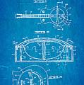 Dopyera Resonator Guitar Patent Art 1936 Blueprint by Ian Monk