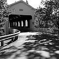 Dorena Covered Bridge by Katie Wing Vigil