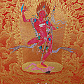 Dorje Pagmo by Binod Art School