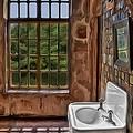 Dormer And Bathroom by Susan Candelario