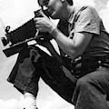 Dorothea Lange (1895-1965) by Granger