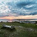 Dorset Chesil Beach by Ollie Taylor