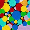 Dot Graffiti by Art Block Collections
