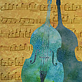 Double Bass Score by Jenny Armitage