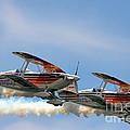 Double Iron Eagles by Rick Kuperberg Sr