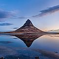 Double Kirkjufell Iceland by Kan Khampanya