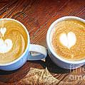Double Latte Love by Shari Warren
