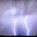 Double Lightning Strike Harmony by James BO  Insogna