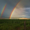 Double Rainbow by Christina Stanley