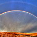 Double Rainbow by Scott Mahon
