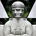 Double Sphinx by Sally Rockefeller
