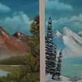 Double Take.......summer And Winter by Bob Williams