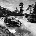 Douchart Falls by Keith Thorburn LRPS AFIAP CPAGB