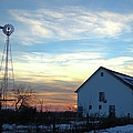 Dougherty Barn by Bonfire Photography