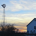 Dougherty Barn Panorama by Bonfire Photography