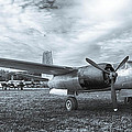 Douglas A-26 Invader 3770b by Guy Whiteley