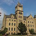 Douglas County Courthouse 4 by Ken Kobe
