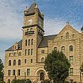 Douglas County Courthouse 5 by Ken Kobe