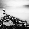 Dovercourt Light House by Malcolm Bumstead