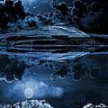 Dovestones Night Sky by Neil Ravenscroft