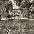 Down By The Tracks - Aged by M Dale